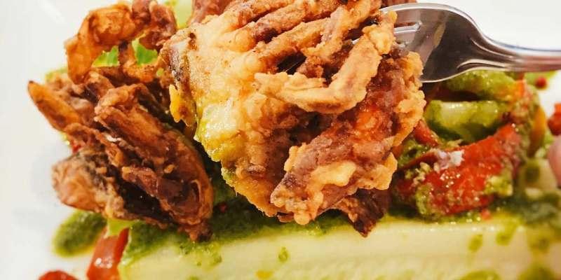 台北中山區餐酒館美食 》 LA MOLE TAIPEI 義大利餐廳 | 中山國中捷運站