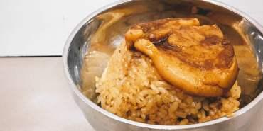 大橋頭筒仔米糕 》大稻埕美食 |  Steamed Sticky Rice