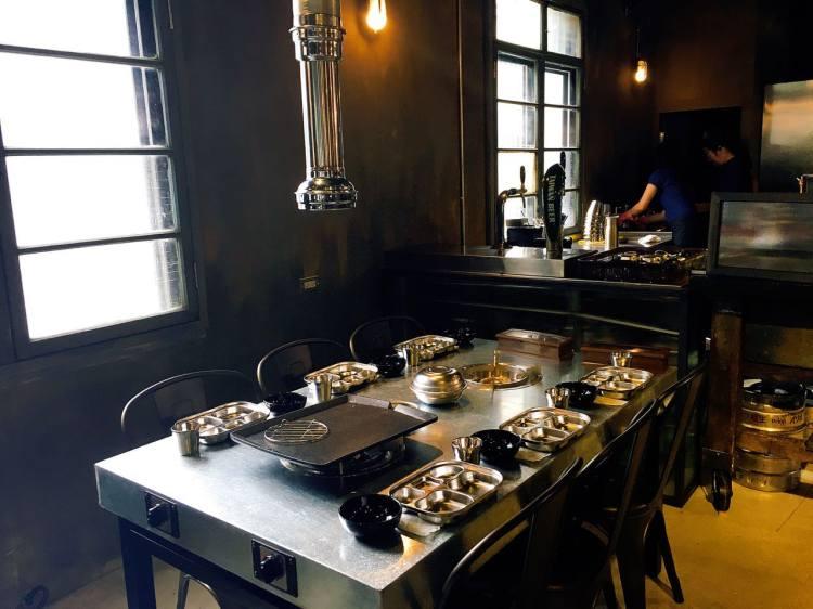 51bbq 韓國烤肉餐廳 》永和區韓國料理美食 | Korean BBQ