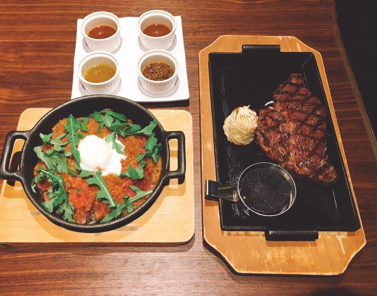 小巨蛋週邊美食 》橫濱物語   適合家庭聚餐的餐廳