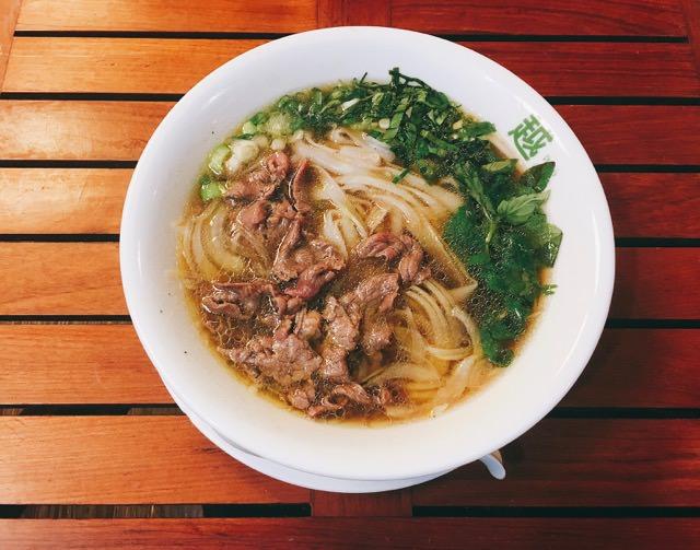 【 信義誠品   Taipei Food 】越粉舖   Pho   越南河粉   市政府捷運站