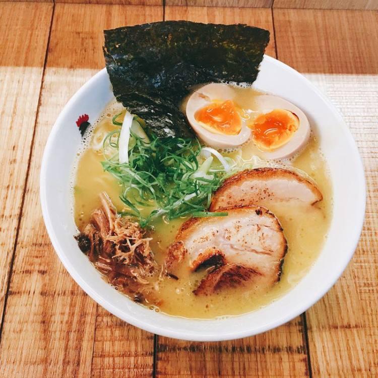 【 忠孝復興 | Taipei Food 】 鳥人拉麵 | Totto Ramen | 日式 | SOGO