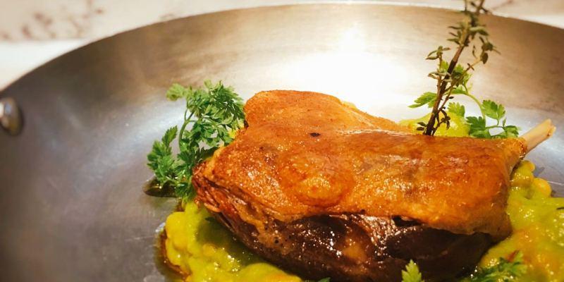 Chou Chou 法式料理餐廳  》忠孝敦化捷運站美食 |  Taipei French Restaurant