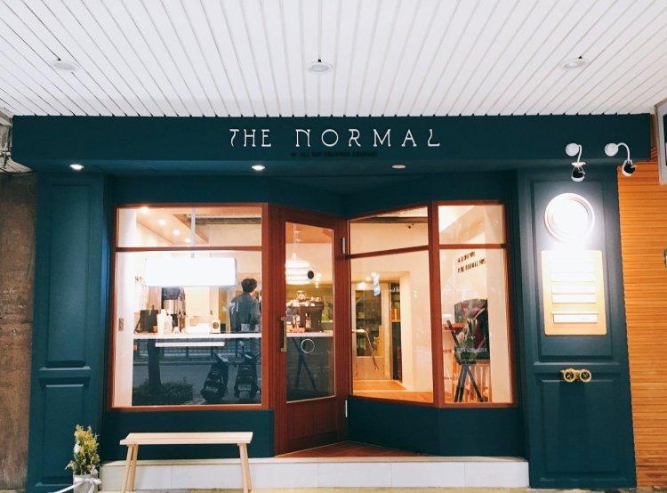 The Normal Coffee 》國父紀念館附近有插座咖啡店  | Taipei Coffee