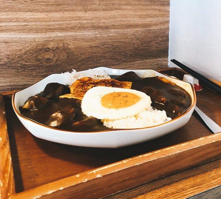 Fuji Curry 富士咖哩 》 台北六張犁捷運站美食 | Taipei Curry Restaurant