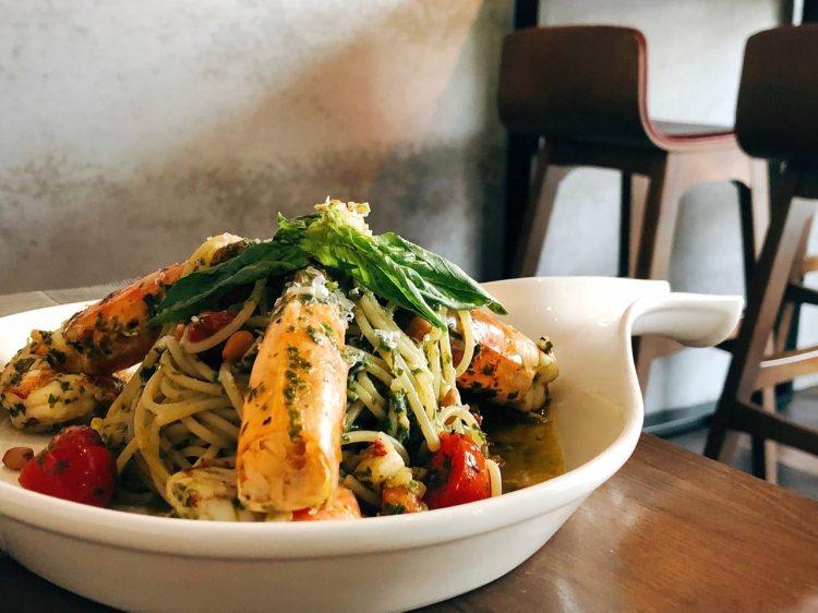 天母餐酒館推薦 》Vicolo Trattoria 微巷義大利小餐館  |  Tianmu Bistro