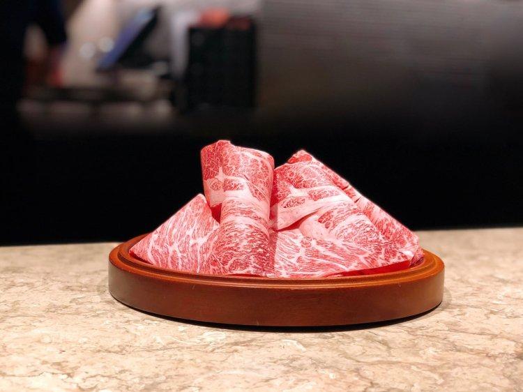 橘色涮涮屋 》信義新光三越A9餐廳推薦  |  Taipei Wagyu Beef Hot Pot