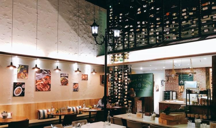 廚子市場  Le Marché de Cuistot 》台北內湖餐酒館推薦