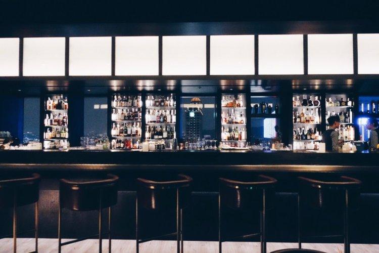 Taipei Sky Bar 》台北萬豪酒店 INGE'S Bar & Grill 景觀酒吧