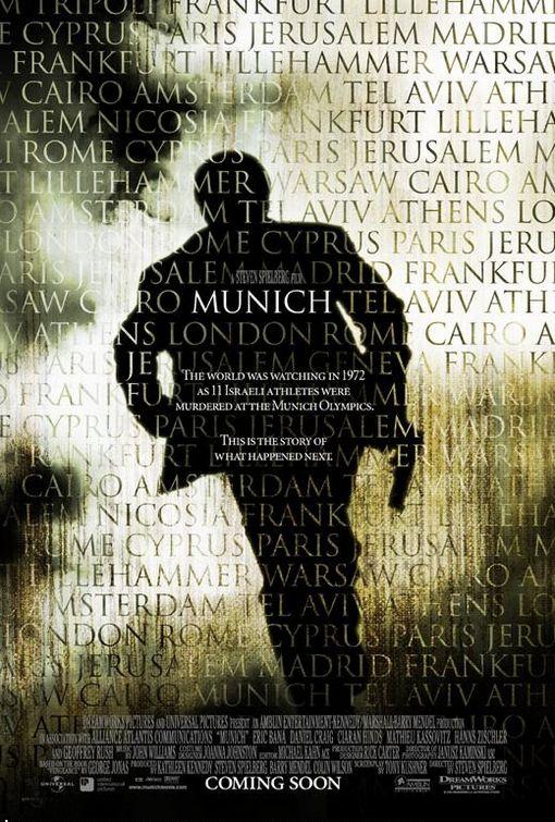 Poster do filme Munique