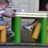 【おもしろ動画集:赤ちゃん】赤ちゃんがやらかしたwドジすぎる赤ちゃん特集