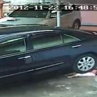 【閲覧注意:事故】歩きたての子供をバックでタイヤの下敷きにしてしまう親・・・