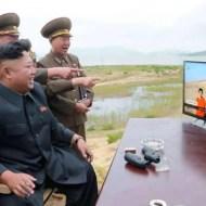 【北朝鮮】「弾道ミサイル発射成功!!」無邪気すぎる独裁者が話題に