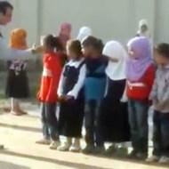 【閲覧注意】イラクの教育風景w子供を並べて順番にビンタ