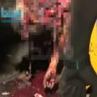 【グロ動画】爆破テロの犯人がゴミ箱でミンチになってた・・・
