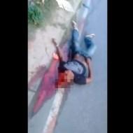 【閲覧注意】世界最強の銃『AK47』で人間の頭を撃ったら・・・ ※グロ動画