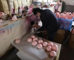 【夢工場】日本ビッチばっかりだし中国のダッチワイフ工場でも見てみようかな