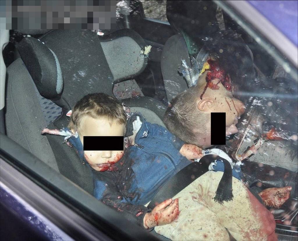 【グ◯注意】ジェイソンかよ・・・。3歳児息子の首をチェーンソーで切り落とすキチガイ親父が緊急逮捕・・・ ※画像あり