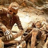【閲覧注意】人間の死体を燻製にしてみた・・・