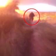 【衝撃映像】目の前でタンクローリー大爆発したら回避する自信ある?この場合かがんだらどうなんだろう・・・