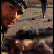 【グロ動画】自撮りで死体と一緒に映って抵抗ない奴の精神ってどうなってるんだろう・・・?