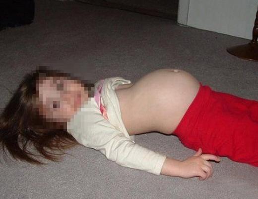 【エログロ】1●歳の娘を妊娠させた男を捕まえた。今から復讐する・・・