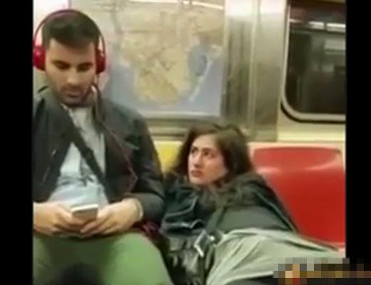 【朗報】電車で隣の女が手マンさせようとしてくるんだが、これって即ハボだと思っていいのか?w ※衝撃映像