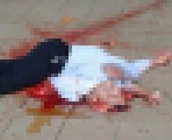 【グロ画像】25階建てビルから自殺した死体の損壊具合がこんな感じ ※閲覧注意