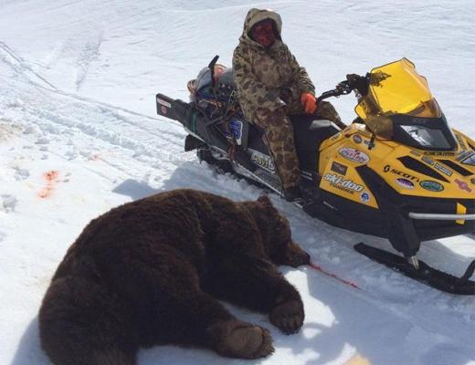 【閲覧注意】クマと1対1で戦った男・・・倒したけど顔が無くなった
