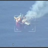 【衝撃】巡視船に対艦ミサイル撃ち込んだら何発で沈むと思う?