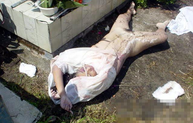 【死姦】性欲を持て余す→墓掘り起こして死体とヤッた奴がお隣の国に・・・ ※グロ画像