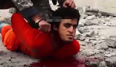 【閲覧注意】首を切り落とされてる人の顔を正面から撮影してたら目が合った ※グロ動画