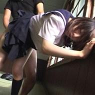 【レイプ動画】女子校生監禁レイプ! 下校中のJKをターゲットにしているレイプ集団の輪姦映像