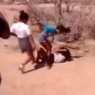 【閲覧注意】女子校生が殴る蹴るの集団リンチ受けてるんだが・・・このままだと死ぬんじゃないかと思う一部始終 ※動画