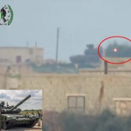 【衝撃映像】戦車をミサイルで破壊できるか実際に検証してみたw