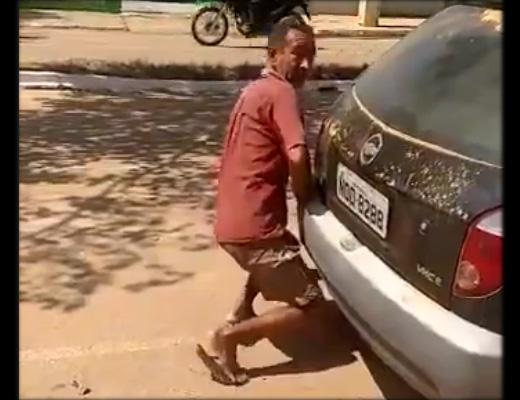 【衝撃映像】車のマフラーにちんこ突っ込んでレ●プしたら何罪にあたるか教えてクレメンスwww