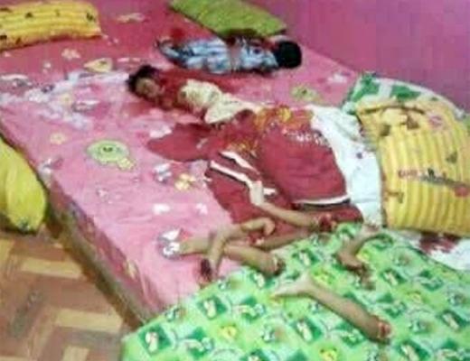【閲覧注意】5歳のお兄ちゃん、3歳の妹、めちゃくちゃにされる