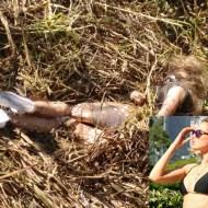 【グロ画像】モデルで活躍中の超絶美女がレ●プされ腐乱死体で発見されたんだが・・・ ※閲覧注意