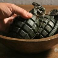 【自殺】ウクライナの自殺方法がすごいw手榴弾で派手に散る・・・