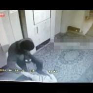 【衝撃映像】おばあさんを襲撃する強盗の容赦のなさが怖すぎる・・・