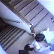 【レイプ】監視カメラに映ったレイプ映像がマジ過ぎて抜けない・・・