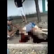 【グロ注意】道を歩いてるだけで女性が刺し殺される国があるらしい・・・