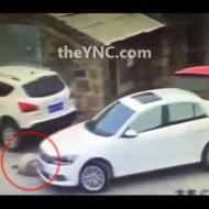 【グロ注意】中国では人を轢いても無問題・・・誰も助けないとか ※閲覧注意