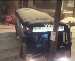 【衝撃映像】雪に翻弄される動画集w 自然に立ち向かうなんて無謀だから、おとなしくスッ転ぼう!