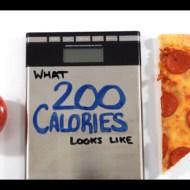 【ダイエット】200キロカロリーあればこんなに食べれる!ダイエット参考動画