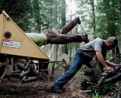 【閲覧注意】木とかを粉々にする機械に入ってしまった人間の画像が2枚だけあったけど