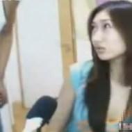 【LIVE】ネット生放送中の女の子、突如帰ってきた彼氏にボコボコにされる・・・