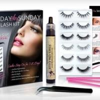Monday thru Sunday Lash Extension Kit $19.99 Shipped
