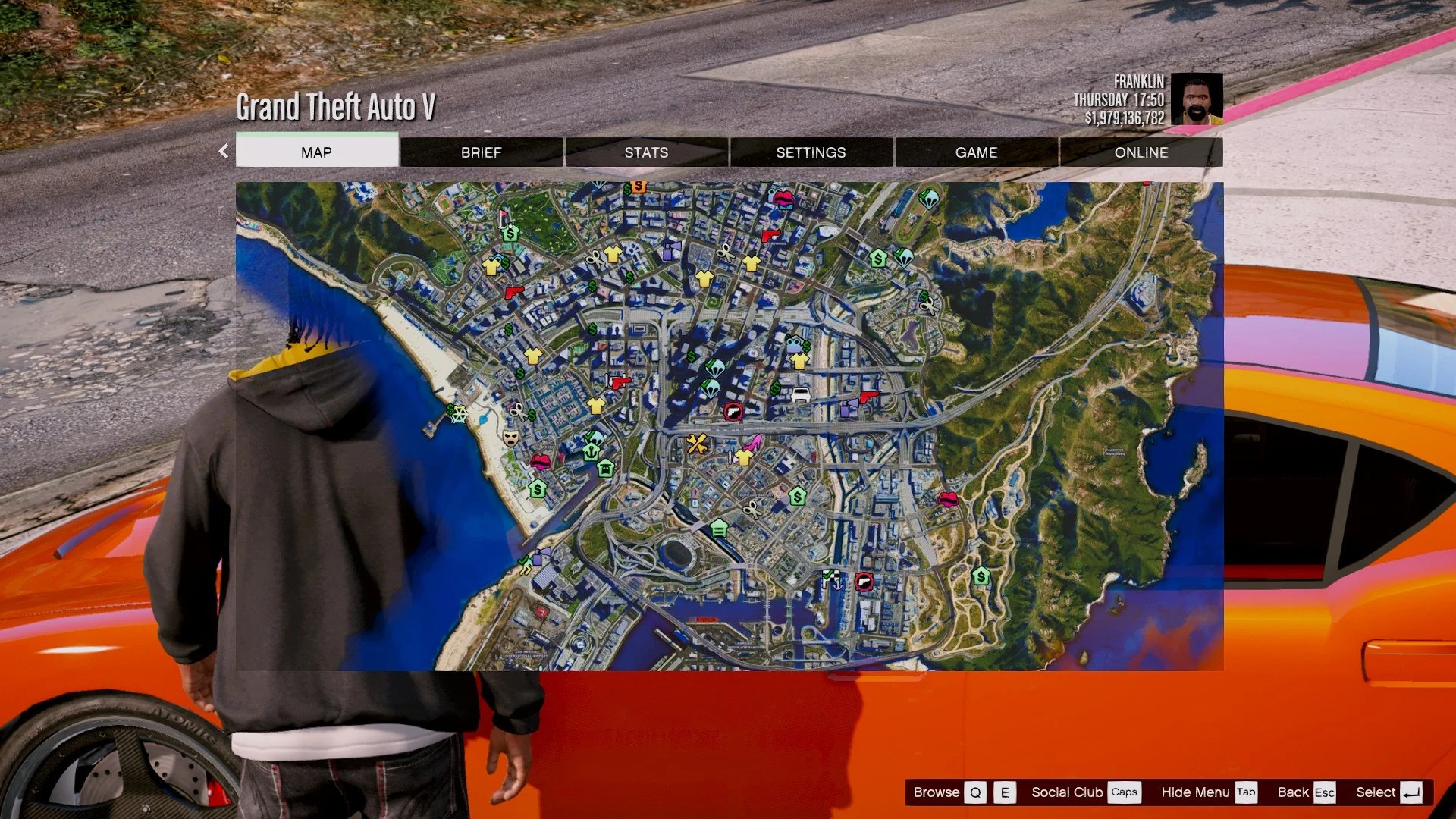 4K Satellite View Map bundled with radar mod   zoom script    GTA5     Eb3926 20171004175358 1