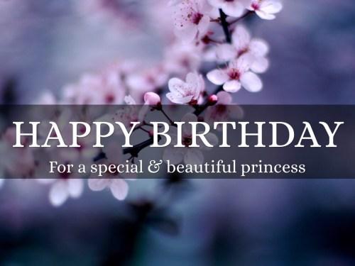 Medium Of Happy Birthday Beautiful